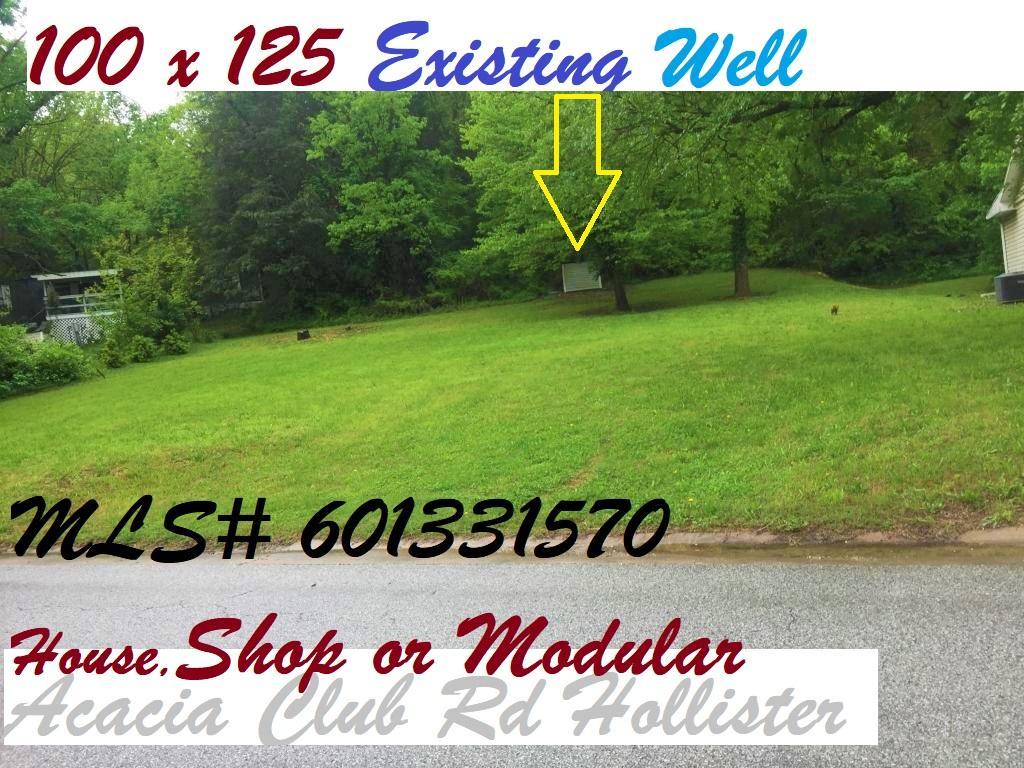 1601 Acacia Club Road Hollister, MO 65672