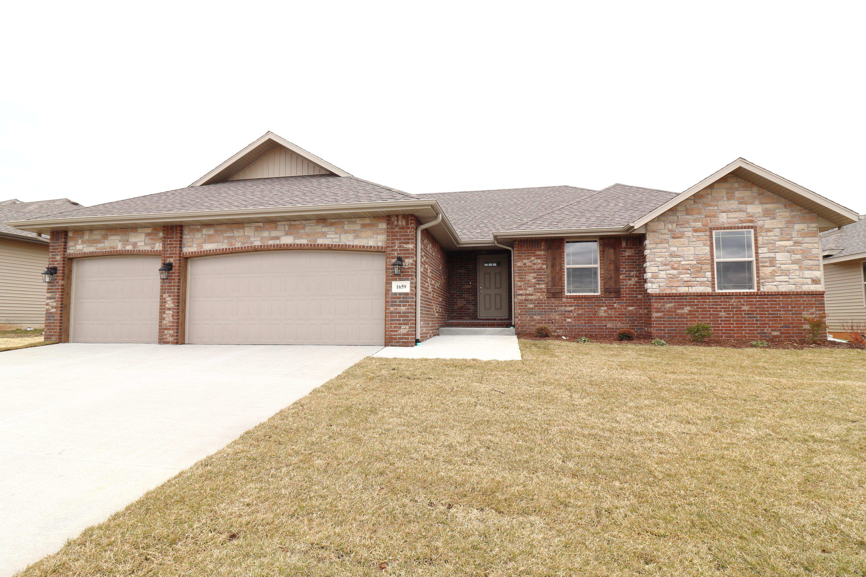1658 North Feather Crest Drive #Lot 66 Nixa, MO 65714