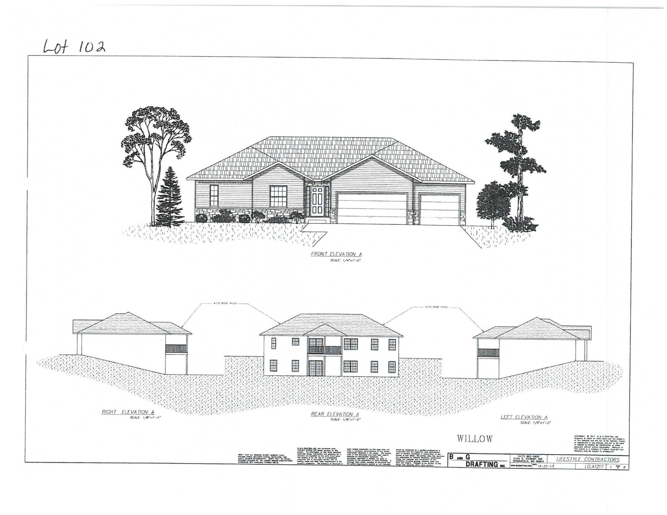 120 Ridgetop Lane Branson, MO 65616