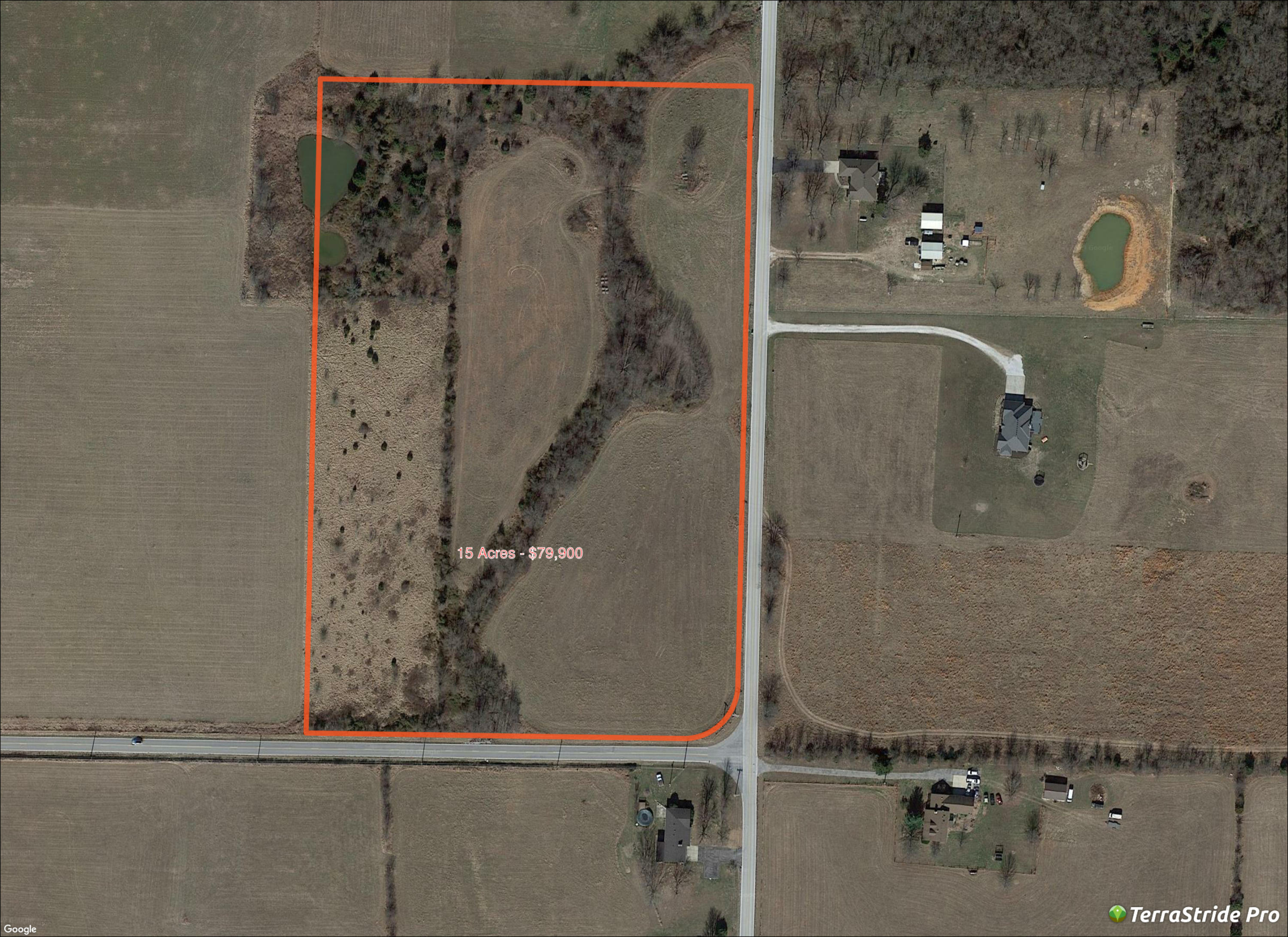 Tbd North Farm Road Willard, MO 65781