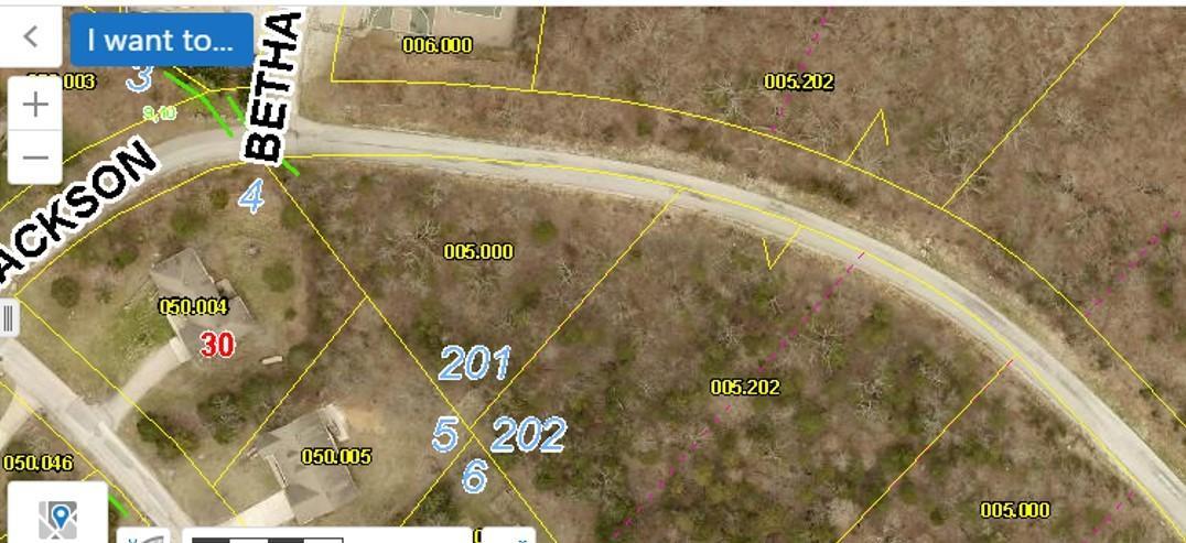 Lot 201 Jackson Lane Branson West, MO 65737