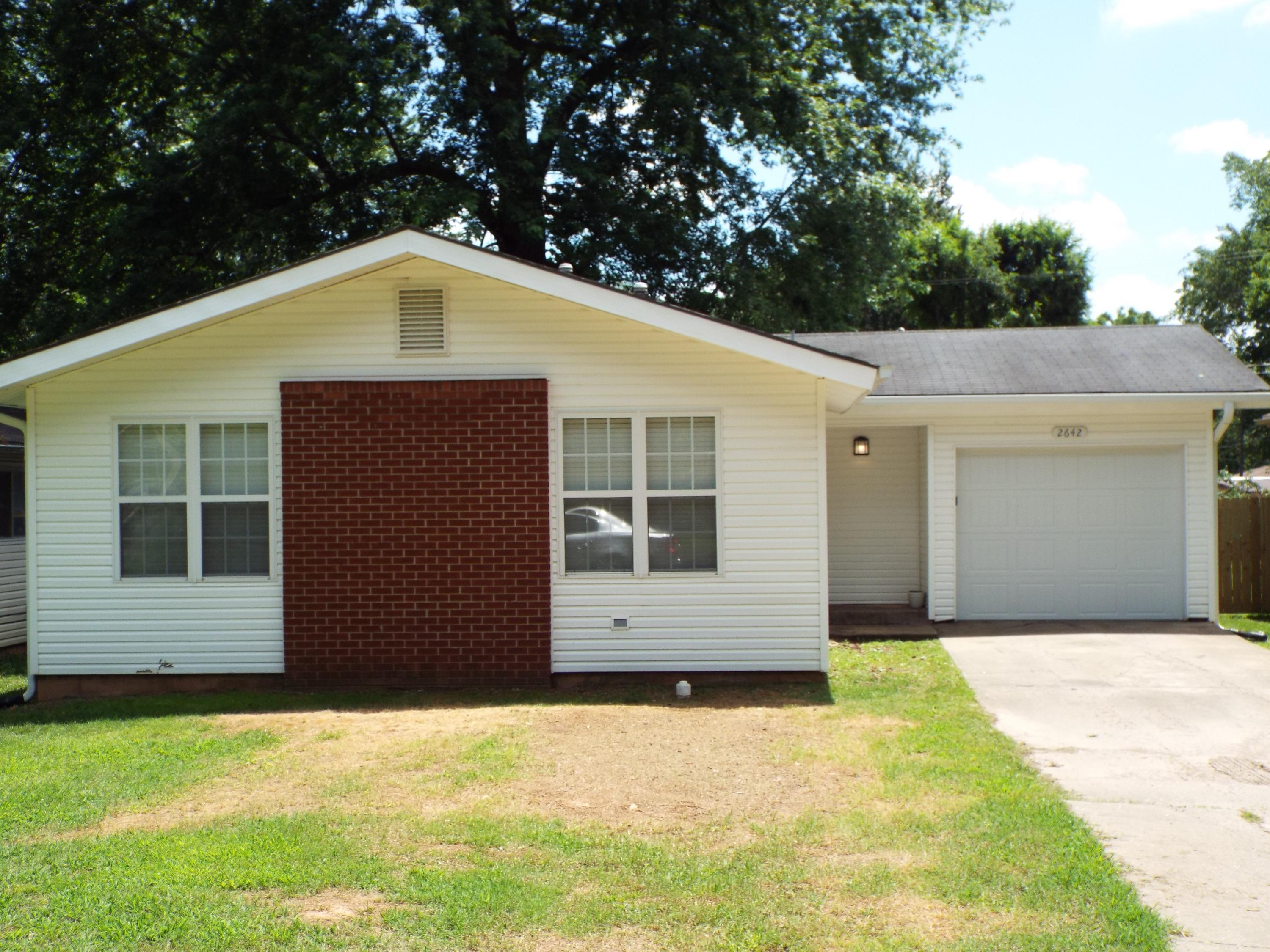 2642 West Madison Street Springfield, MO 65802