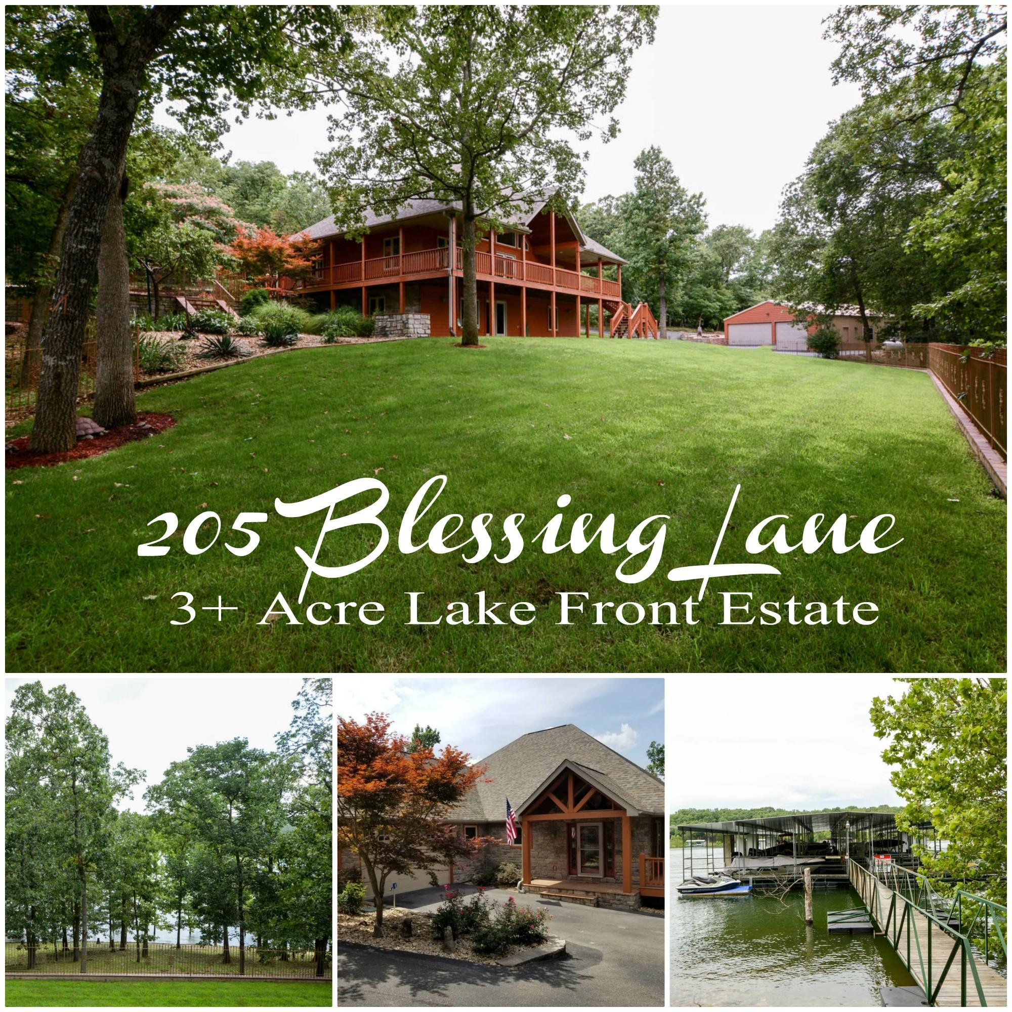205 Blessing Lane Kimberling City, MO 65686