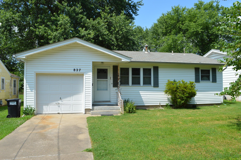827 West Whiteside Street Springfield, MO 65807
