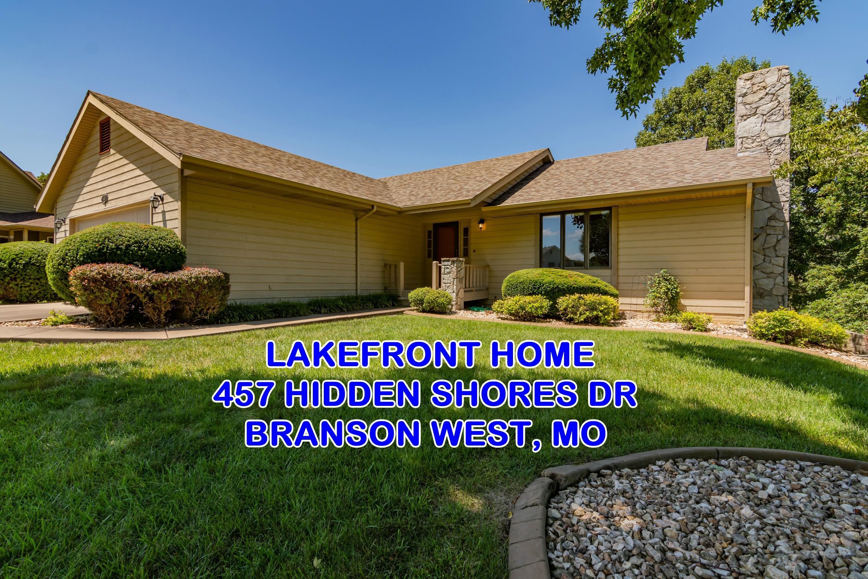457 Hidden Shores Drive Branson West, MO 65737