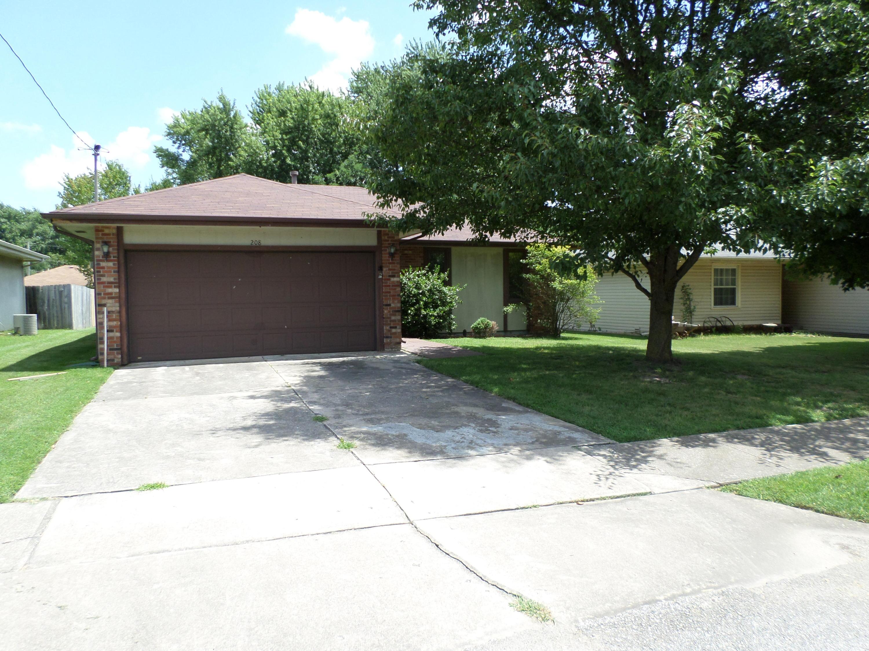 208 North Monte Vista Avenue Springfield, MO 65802