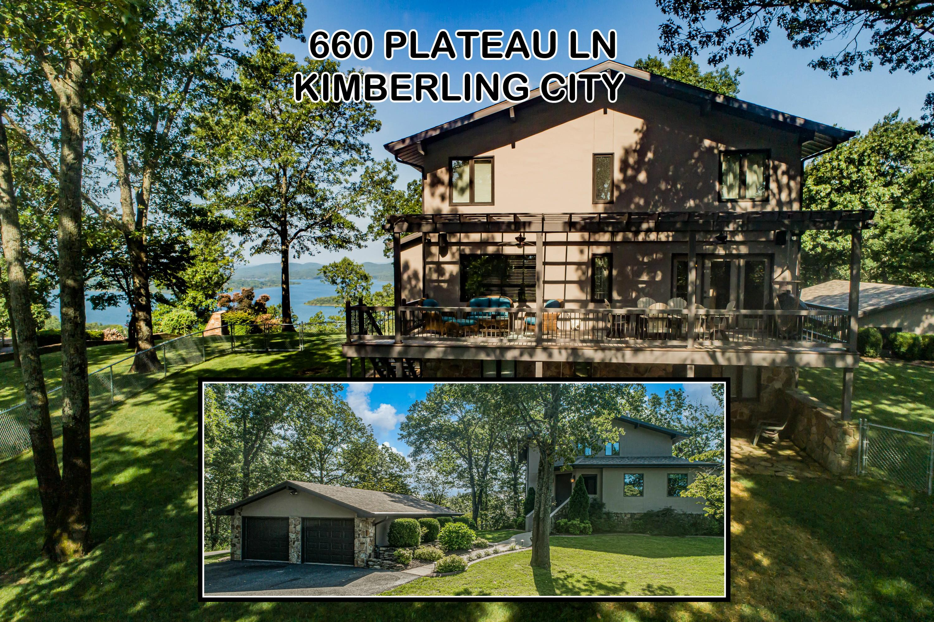 660 Plateau Lane Kimberling City, MO 65686