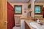 Common Bath- Upstairs