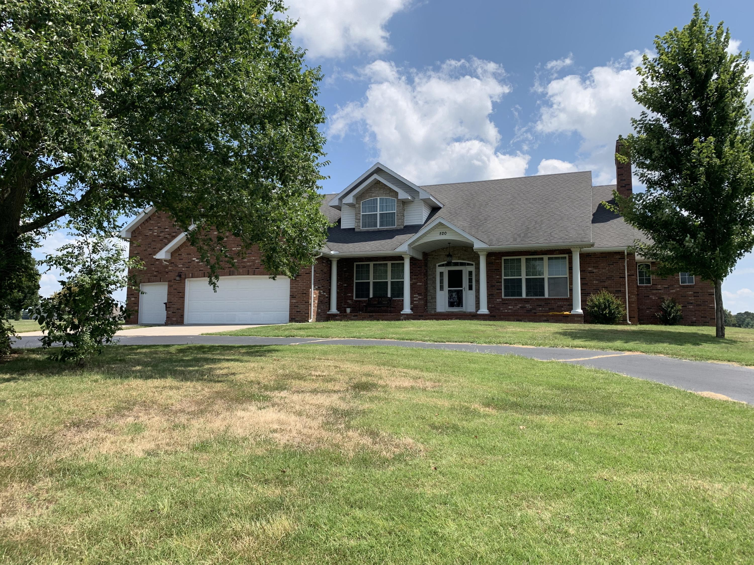 520 Hidden Creek Drive Ozark, MO 65721