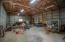 INSIDE GARAGE/WORKSHOP