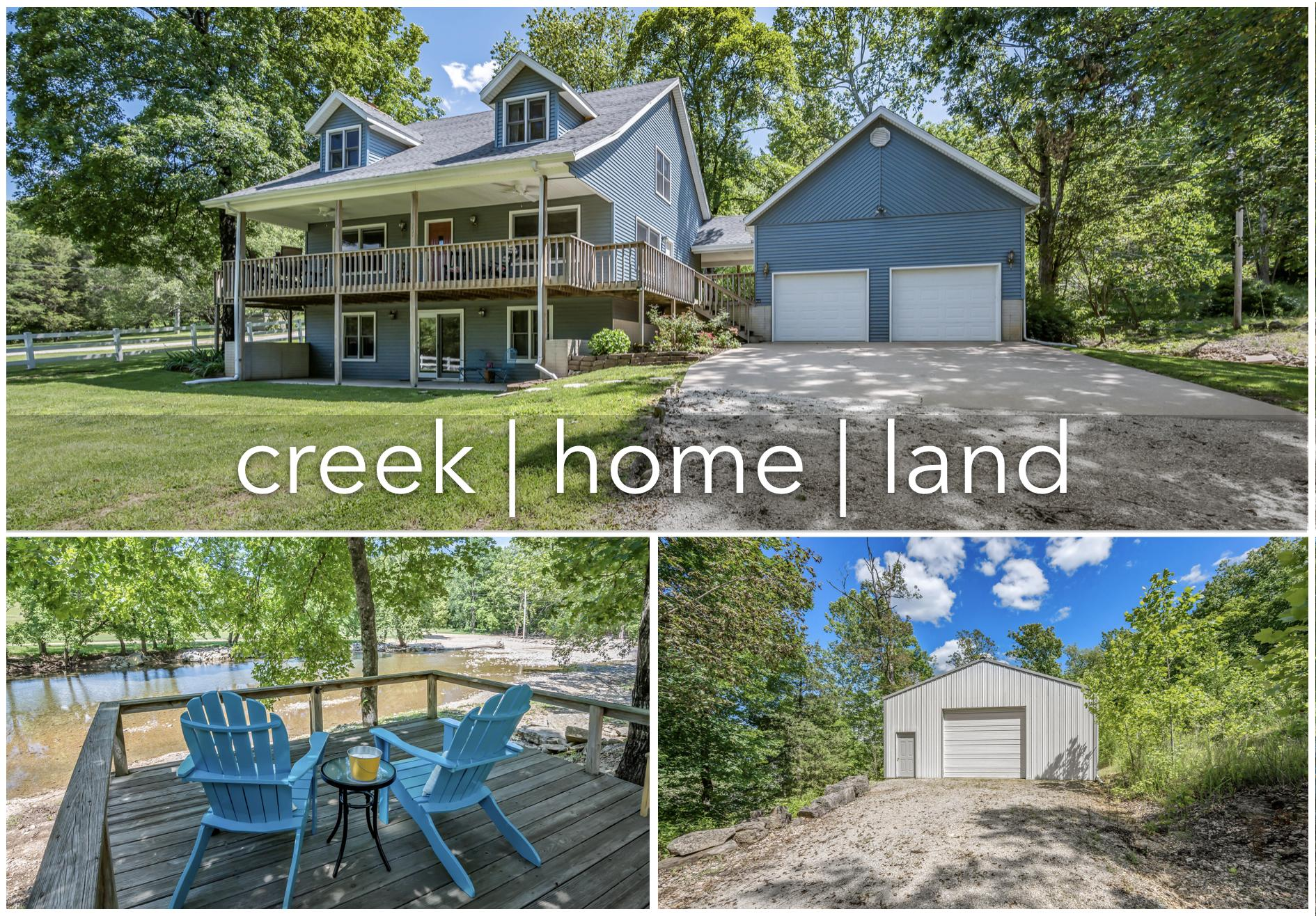 1103 Bear Creek Road Walnut Shade, MO 65771
