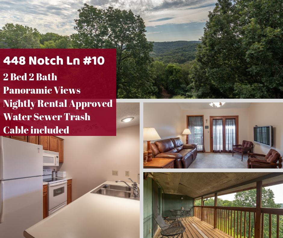 448 Notch Lane #10 Branson West, MO 65737