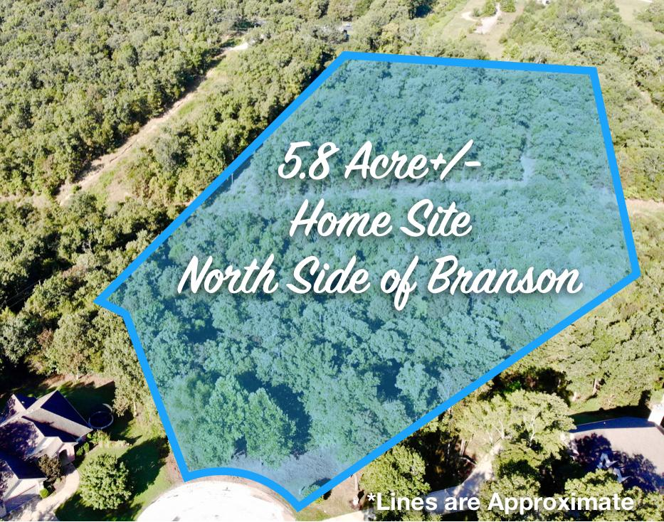 Lot 16 Hickory Ridge Court Branson, MO 65616