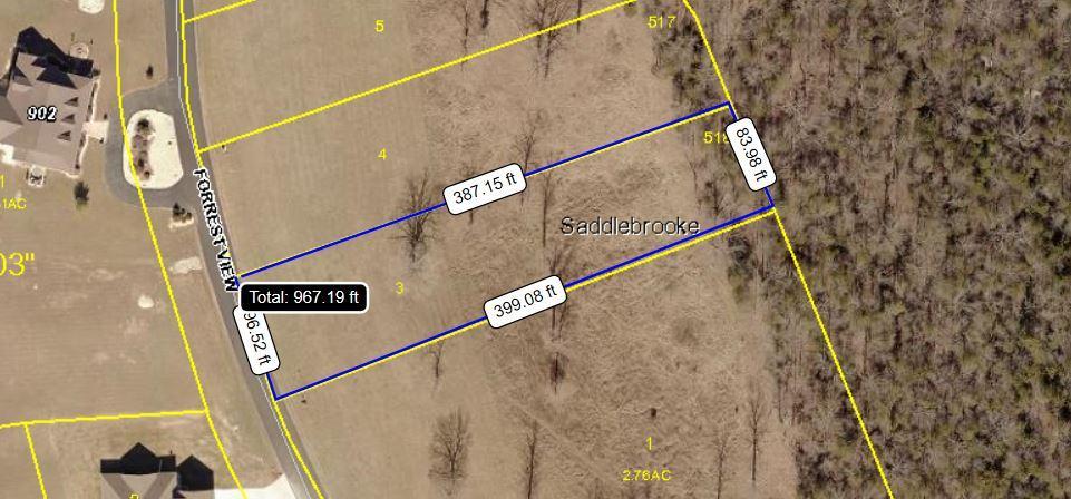 Lot 518 Forest View Saddlebrooke, MO 65630
