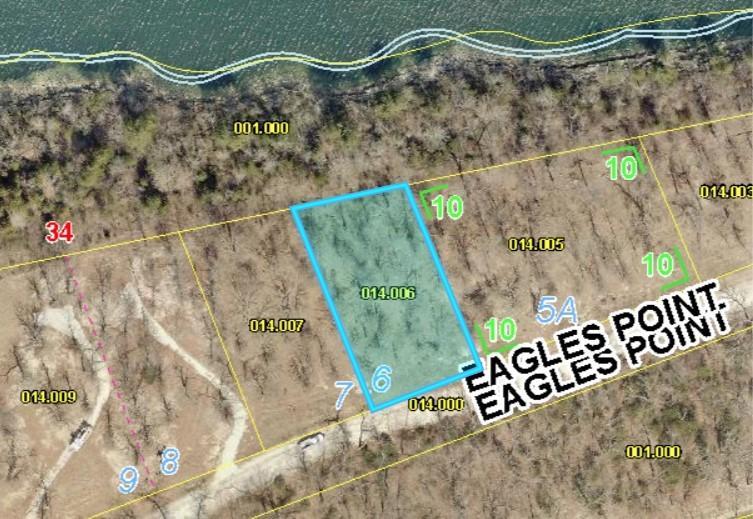 Lot 6 Eagles Point Lane Shell Knob, MO 65747
