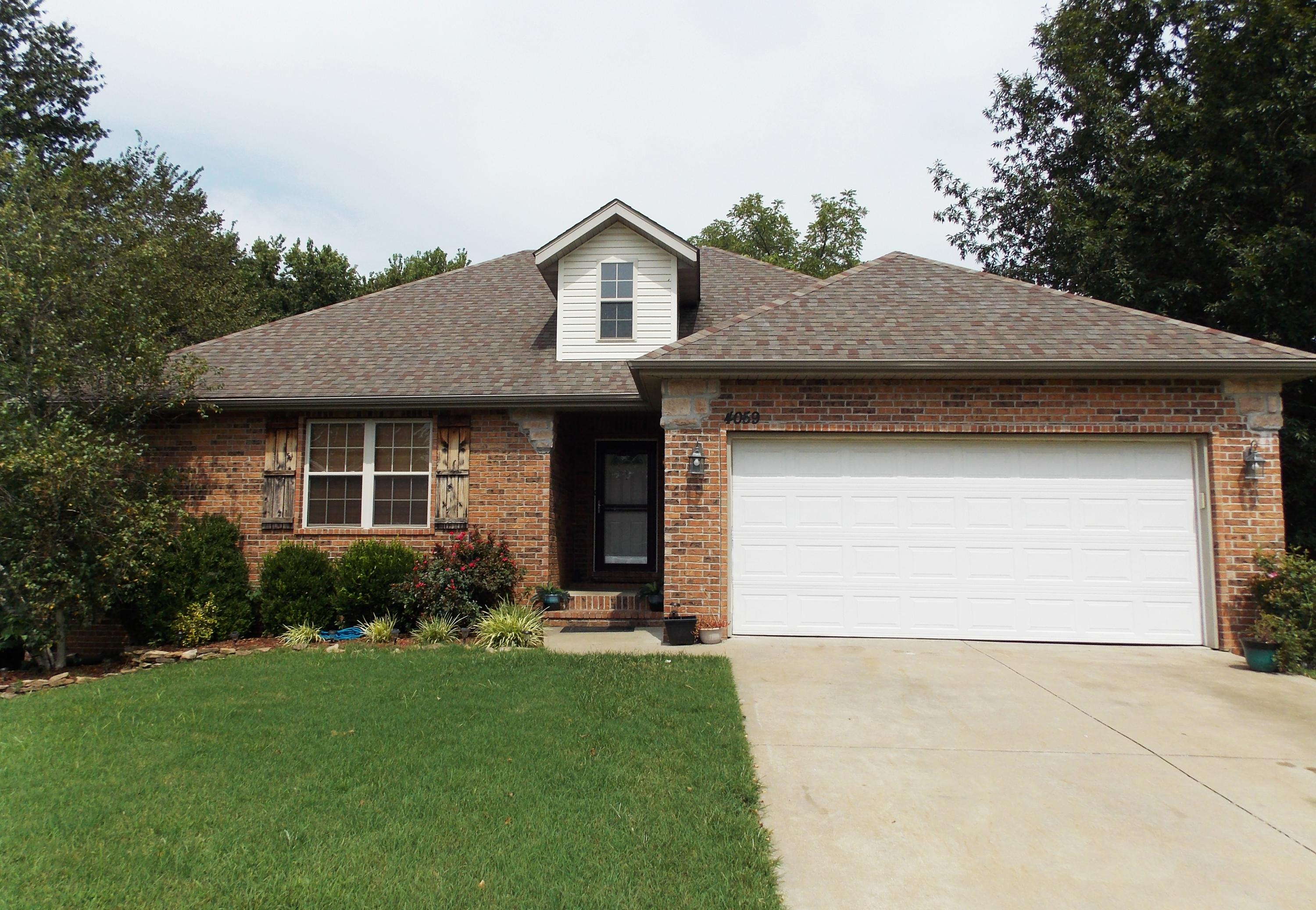 4059 West Page Place Springfield, MO 65802