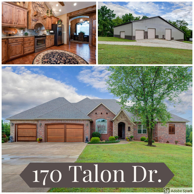 170 Talon Trail Sparta, MO 65753