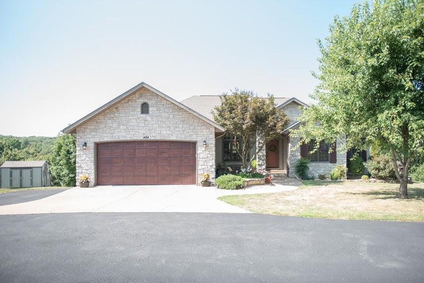 484 Hidden Springs Lane Reeds Spring, MO 65737