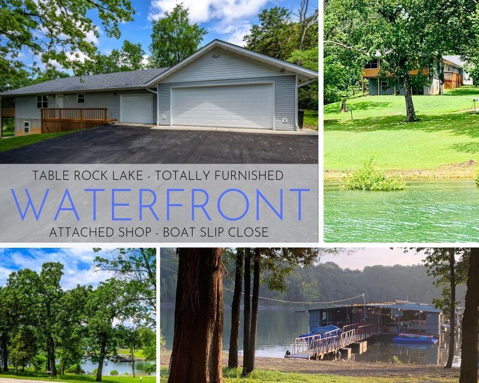 41 Quiet Lake Drive Branson West, MO 65737
