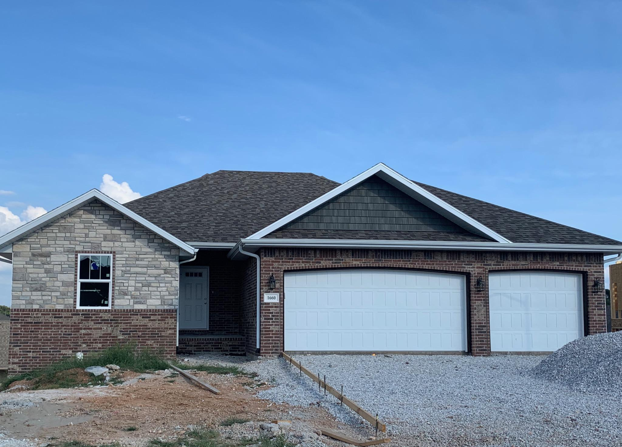 1660 North Old Castle Road #Lot 43 Nixa, MO 65714
