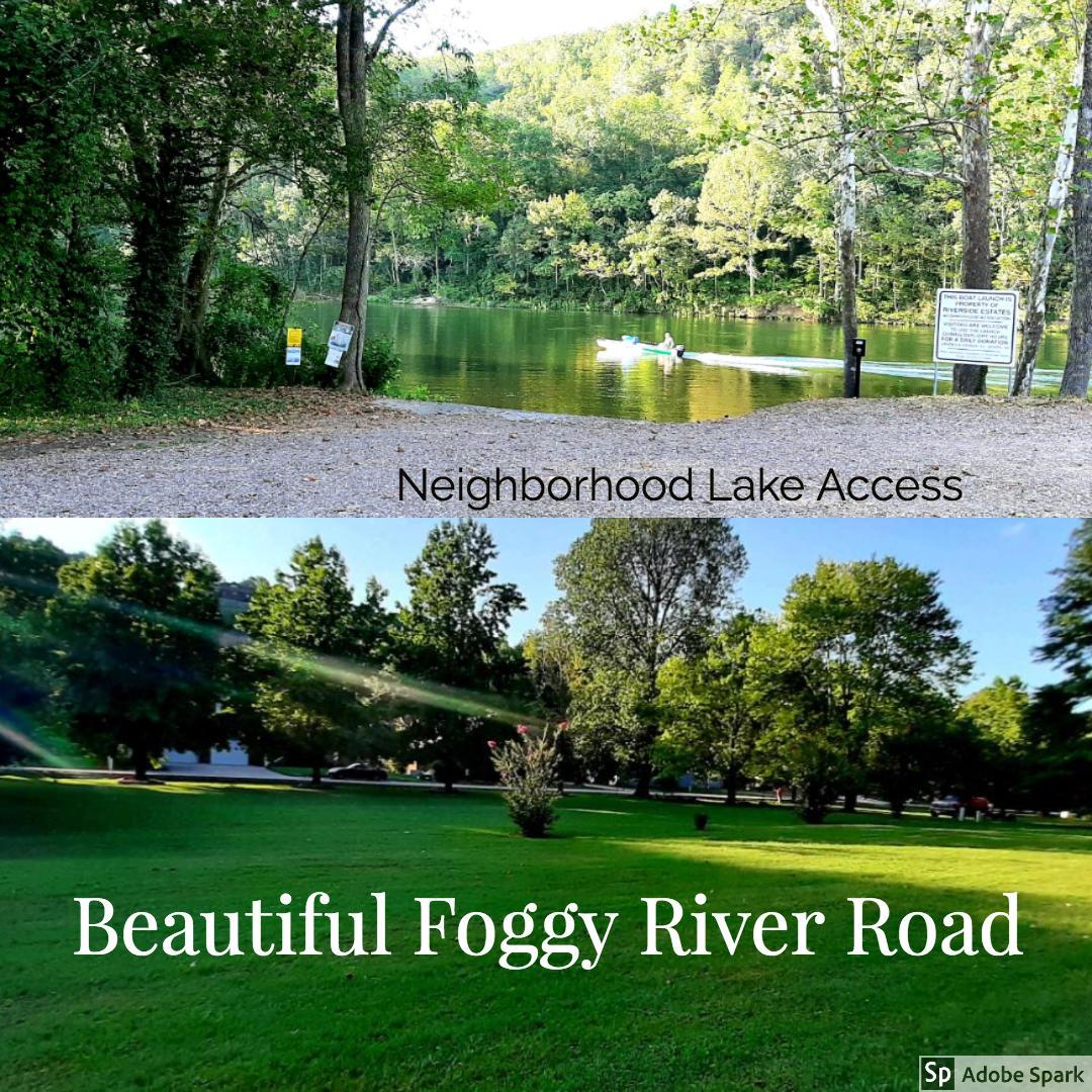 Lot 13/14 Riverside Est (foggy River Rd) Hollister, MO 65672