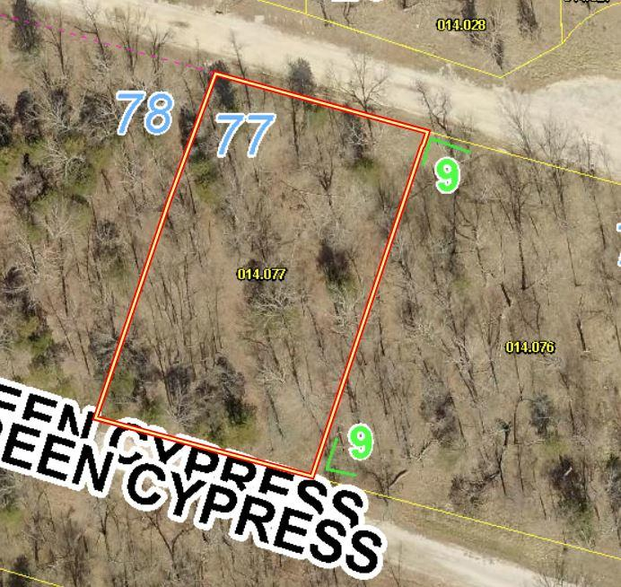Lot 77 Eagles Point Lane Shell Knob, MO 65747