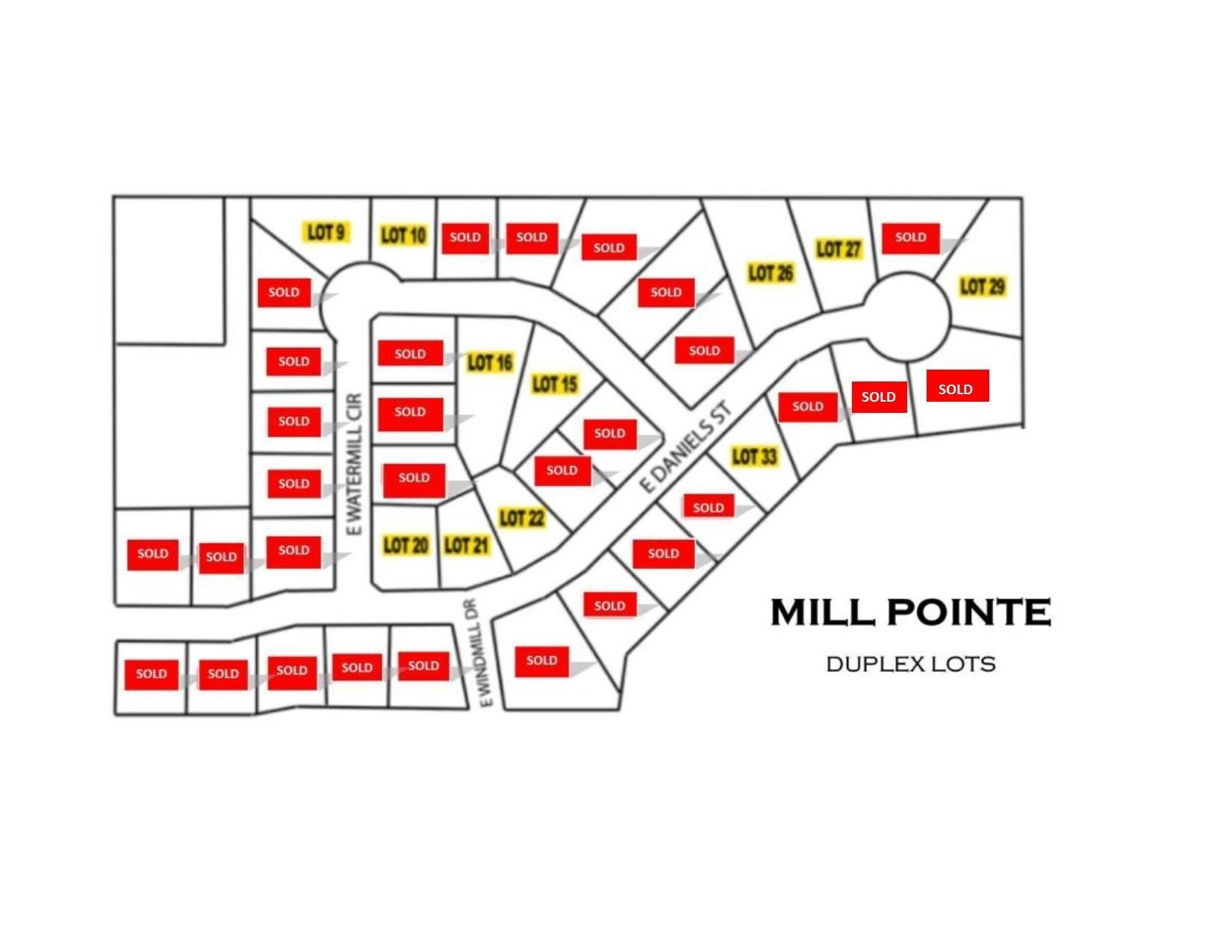820-822 East Watermill Circle UNIT Lot 15 Ozark, MO 65721