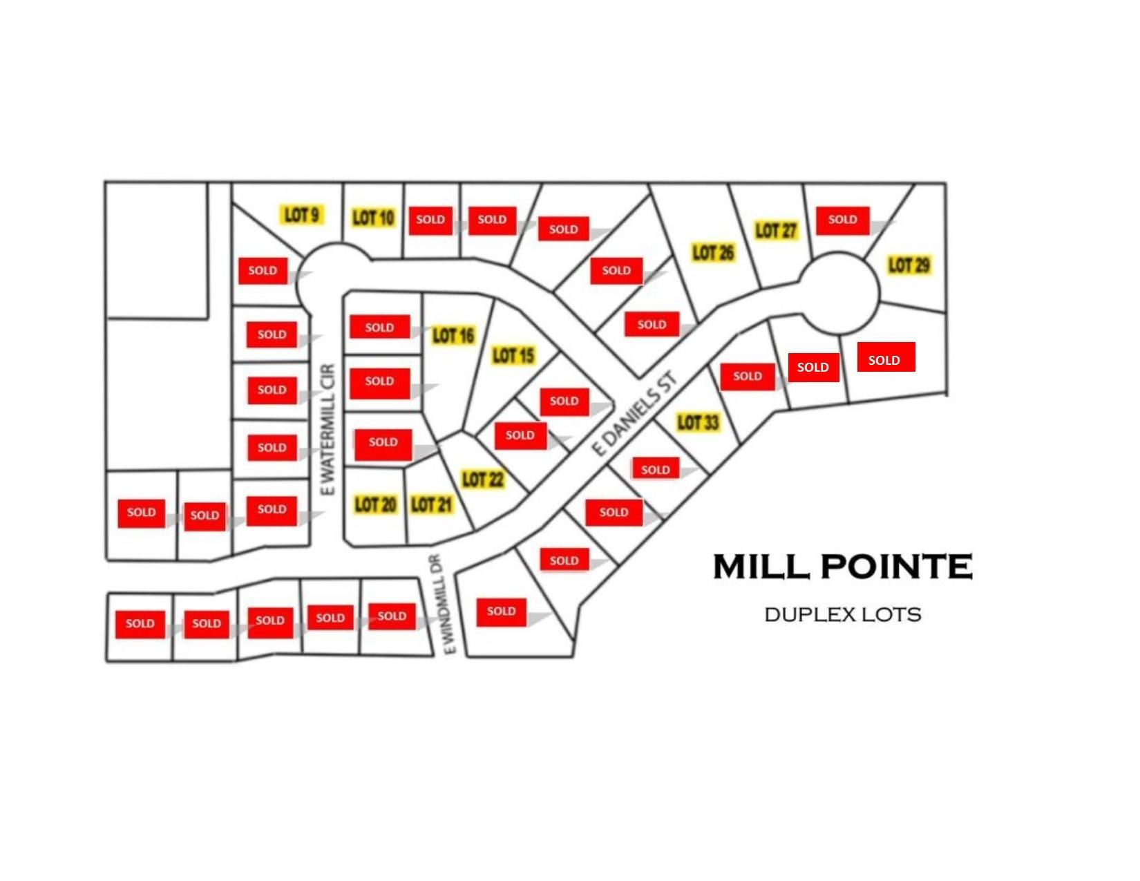 805-807 East Watermill Circle UNIT Lot 10 Ozark, MO 65721