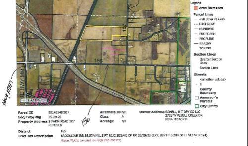 2380 South Farm Rd Republic, MO 65738
