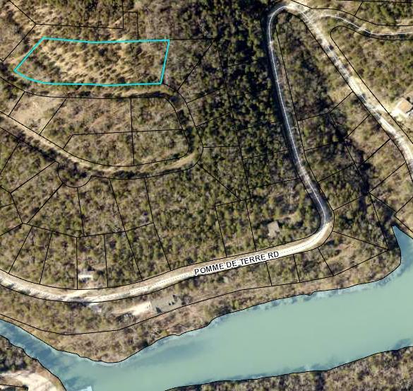 Lots 285-288 Lake Taneycomo Woods Branson, MO 65616
