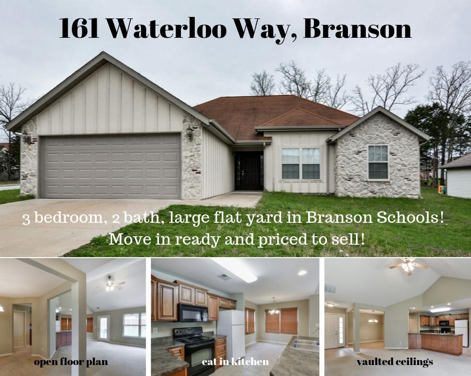 161 Waterloo Way Branson, MO 65616