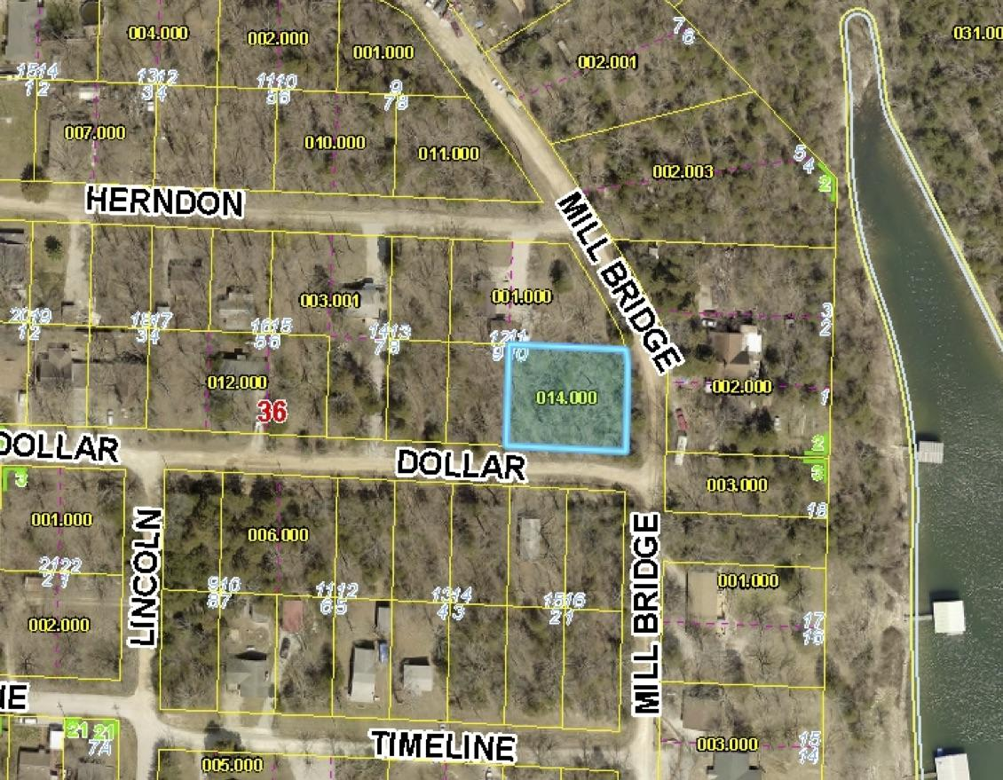 Tbd Fairwood Acres Lot Block9 Lampe, MO 65681