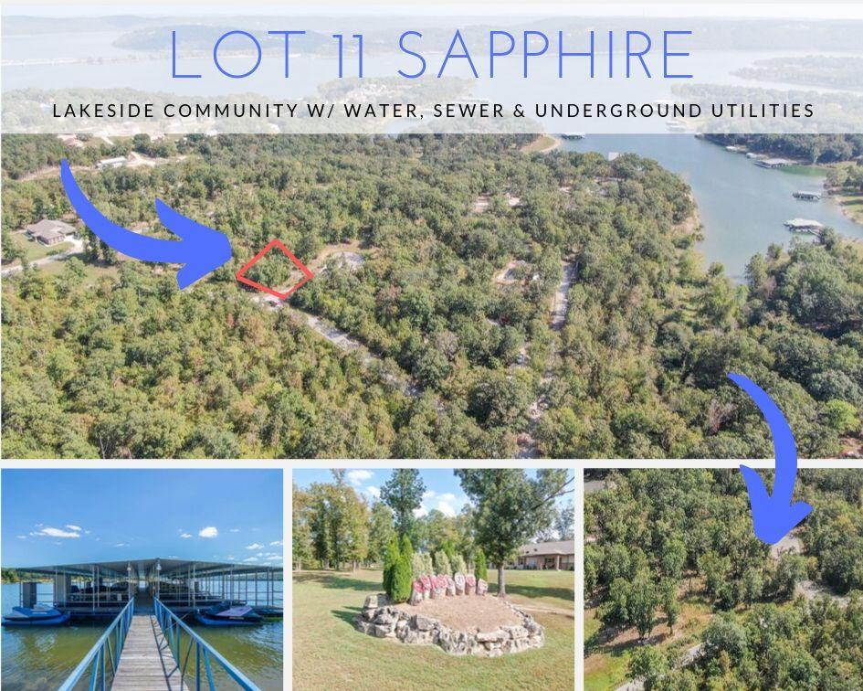 Lot 11 Sapphire Kimberling City, MO 65686