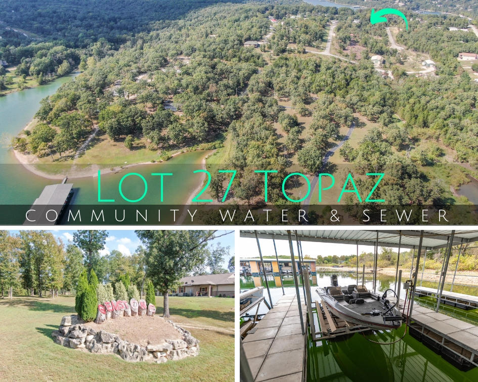Lot 27 Topaz Drive Kimberling City, MO 65686