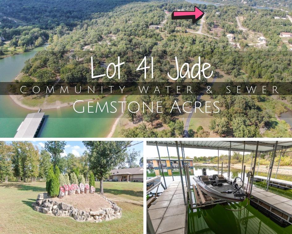 Lot 41 Jade Kimberling City, MO 65686