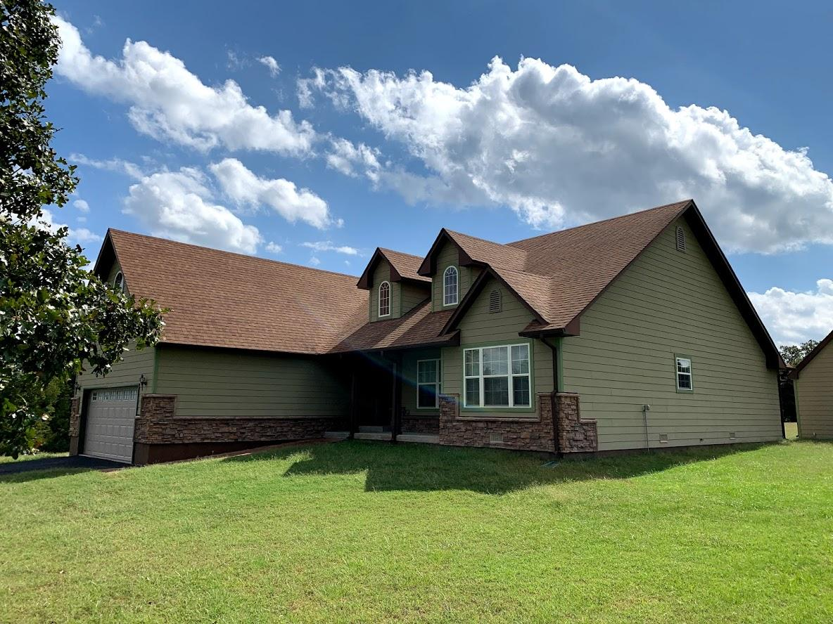 124 Howe Park Road Kirbyville, MO 65679