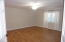 HUGE MASTER BEDROOM WITH WIDE DOUBLE DOORS. DOORS THROUGHOUT THIS QUALITY BUILT HOME ARE ALL SOLID WOOD!