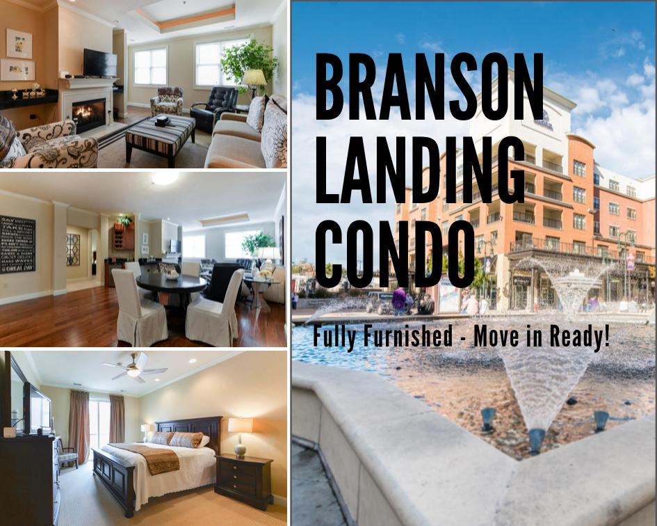 9408 Branson Landing Boulevard #408 Branson, MO 65616
