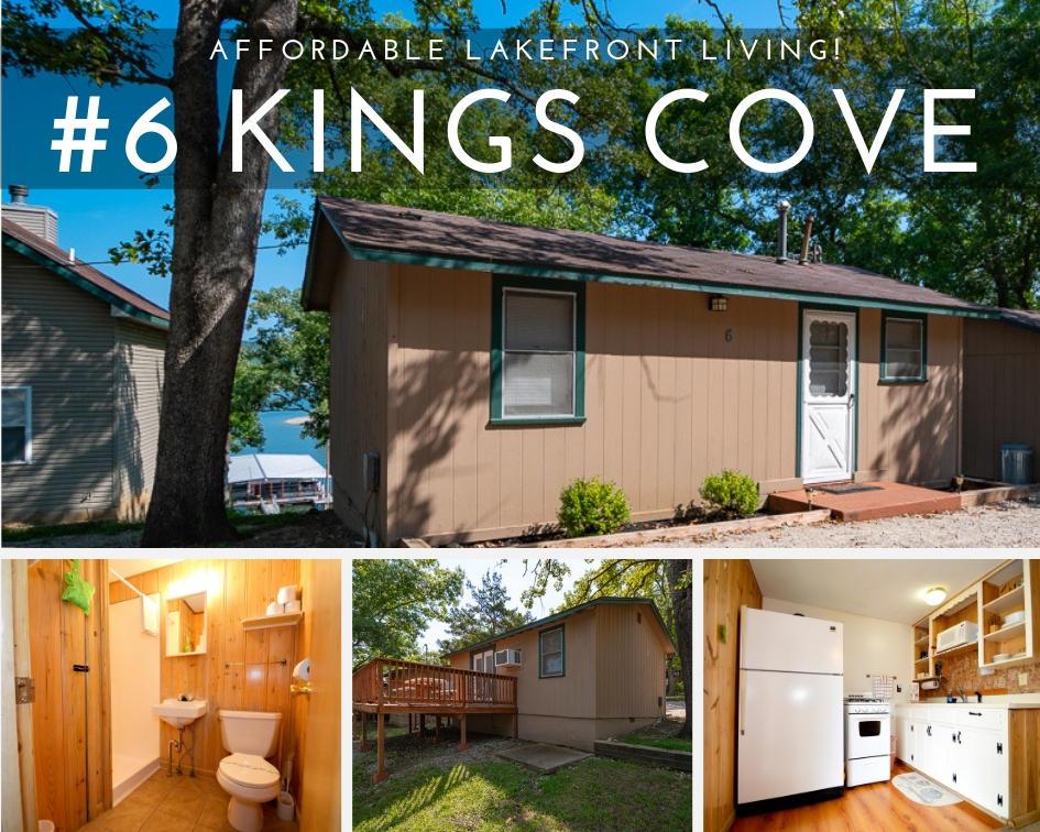 6 Kings Cove Lane Reeds Spring, MO 65737