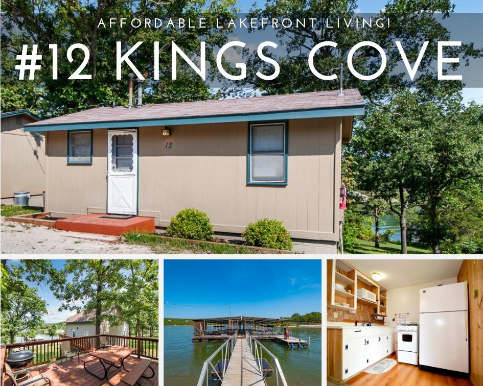 12 Kings Cove Lane Reeds Spring, MO 65737
