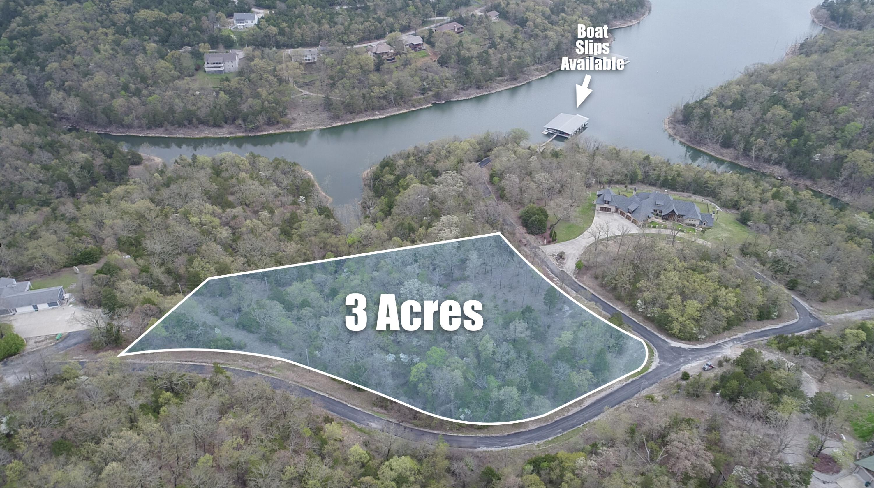 Lot 3a Whippoorwill Hollow Kimberling City, MO 65686