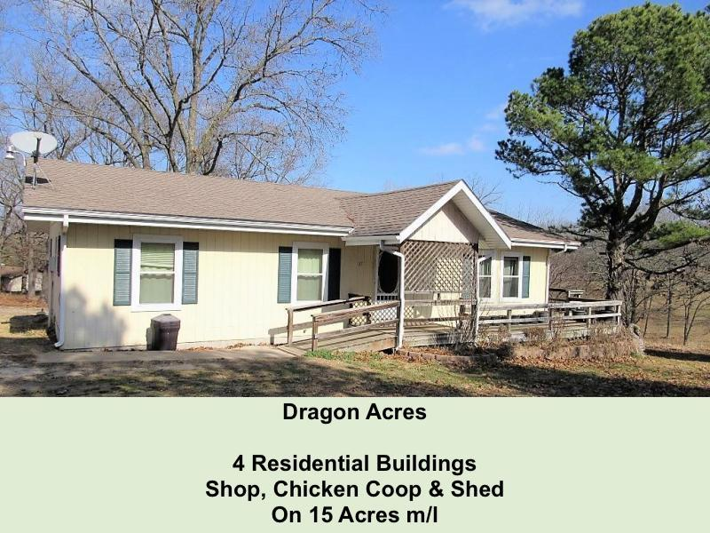 37 Dragon Acres Lane Blue Eye, MO 65611