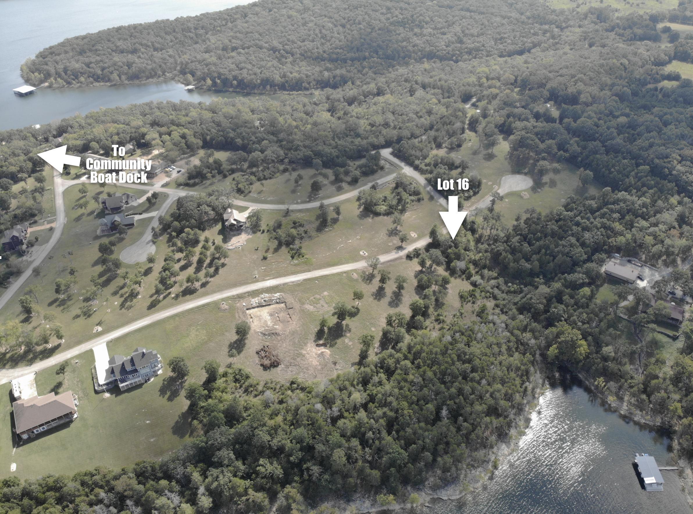 Lot 16 Bread Tray Mountain Estates Lampe, MO 65681