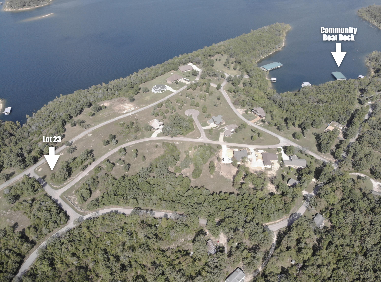 Lot 23 Bread Tray Mountain Estates Lampe, MO 65681