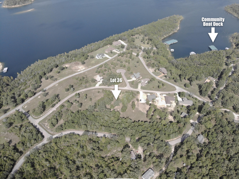 Lot 36 Bread Tray Mountain Estates Lampe, MO 65681