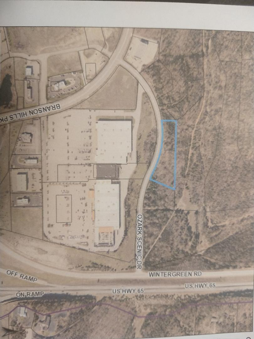 2.24 Acres Ozark Scenic Dr-Behind Targets Branson, MO 65616
