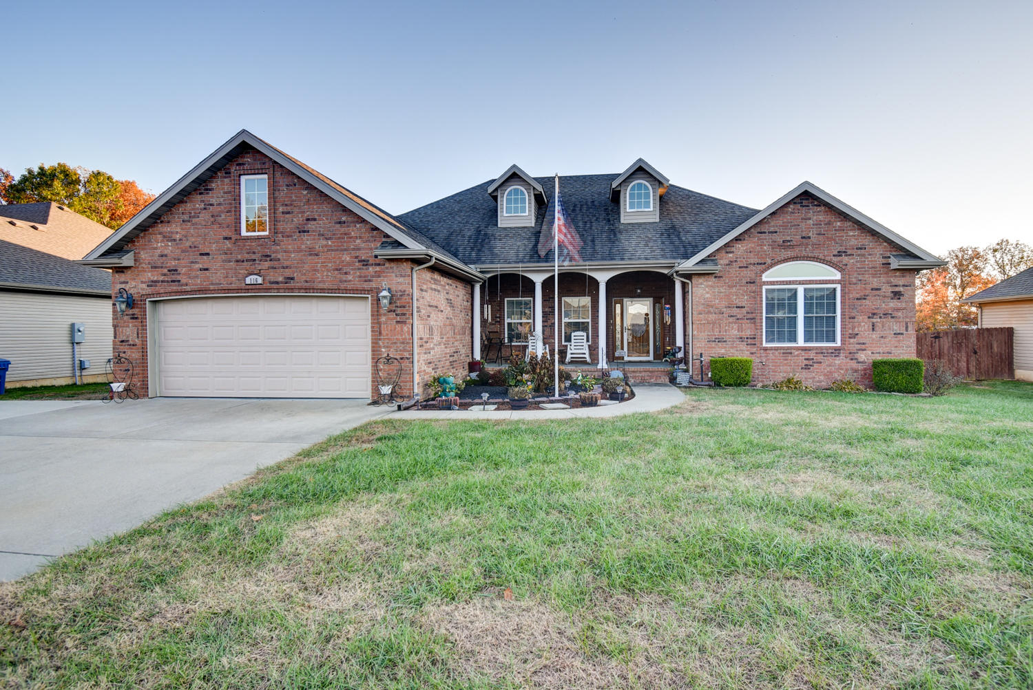 116 East Sally Lane Strafford, MO 65757