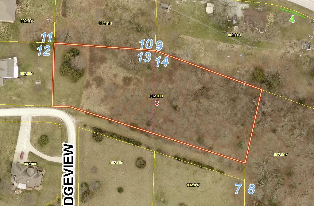 13 Ridgeview Road Branson West, MO 65737