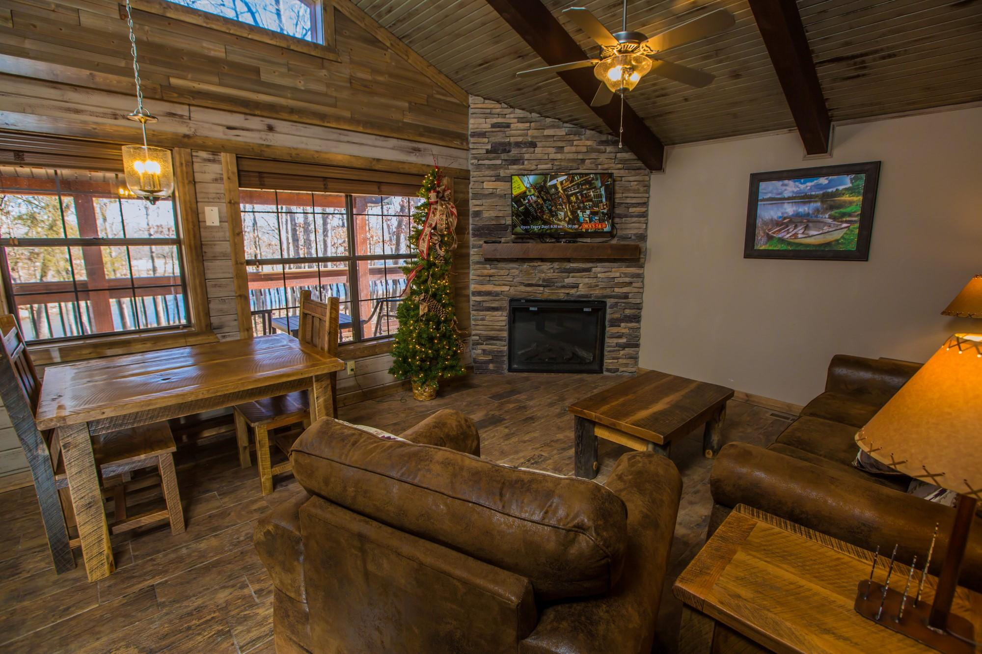26 Cabin 9 Cave Lane Indian Point, MO 65616
