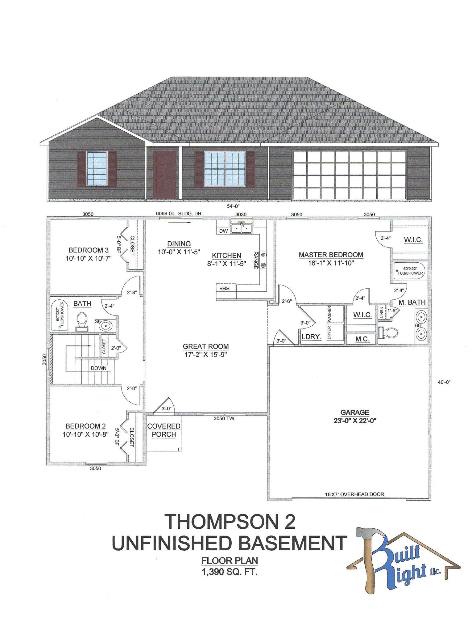 209 Bald Cypress Court Hollister, MO 65672